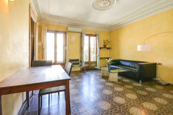 Cozy Apartment Las Ramblas
