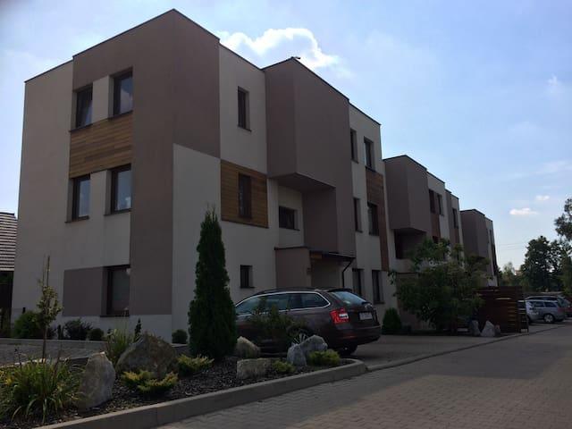 Apartament Fibra Rybnik