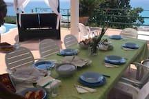 Mediterrenean Villa with a 360 degree view