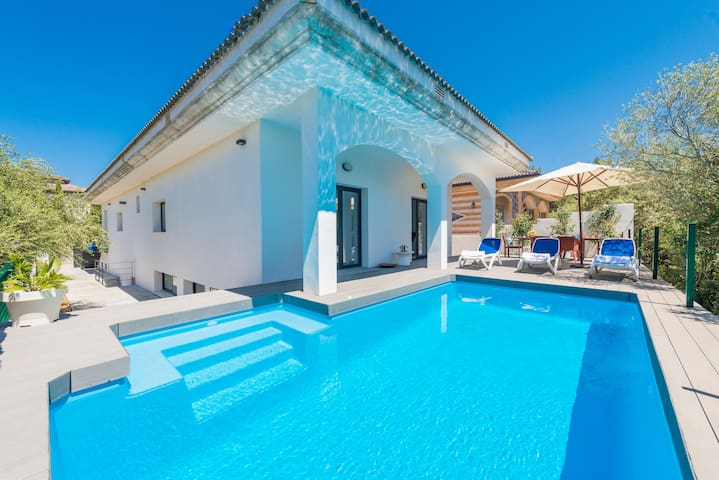 VILLA MARINA - Villa for 8 people in Son Serra De Marina.