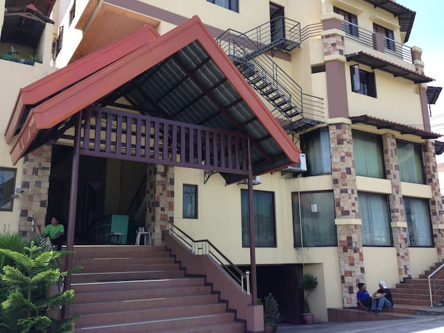Studio Apartment next to Shop Mall - Bacolod - Wohnung