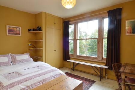 Beautiful double bedroom Stockwell - 램버스 - 아파트