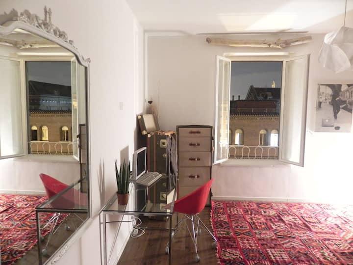 LINE-UP apartment Rome Center WIFI
