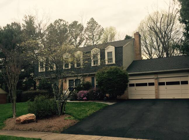 Best choice for visiting D.C. area - McLean - House