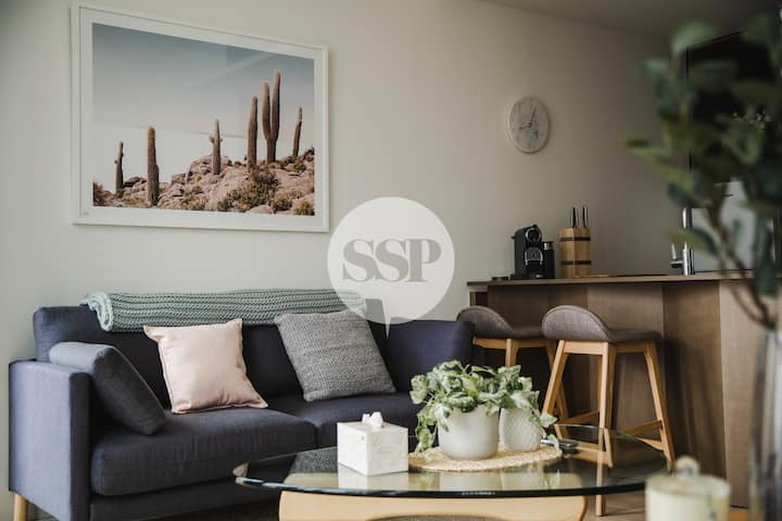 Southbank boutique 2B apartment with free WIFI