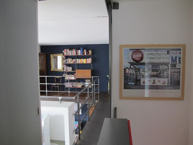 Luminoso open space Bocconi-Romana - Milan - Loft
