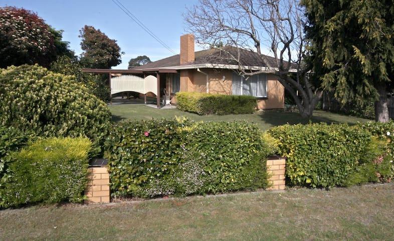 Jacaranda House - Paynesville - Hus