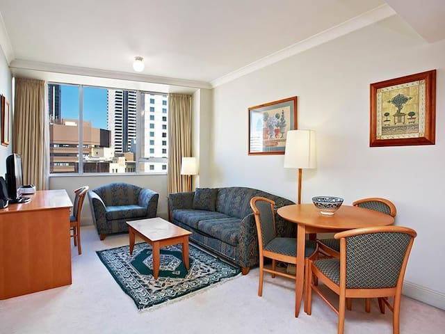 Circular Quay Furnished 1 Bedroom Apartment