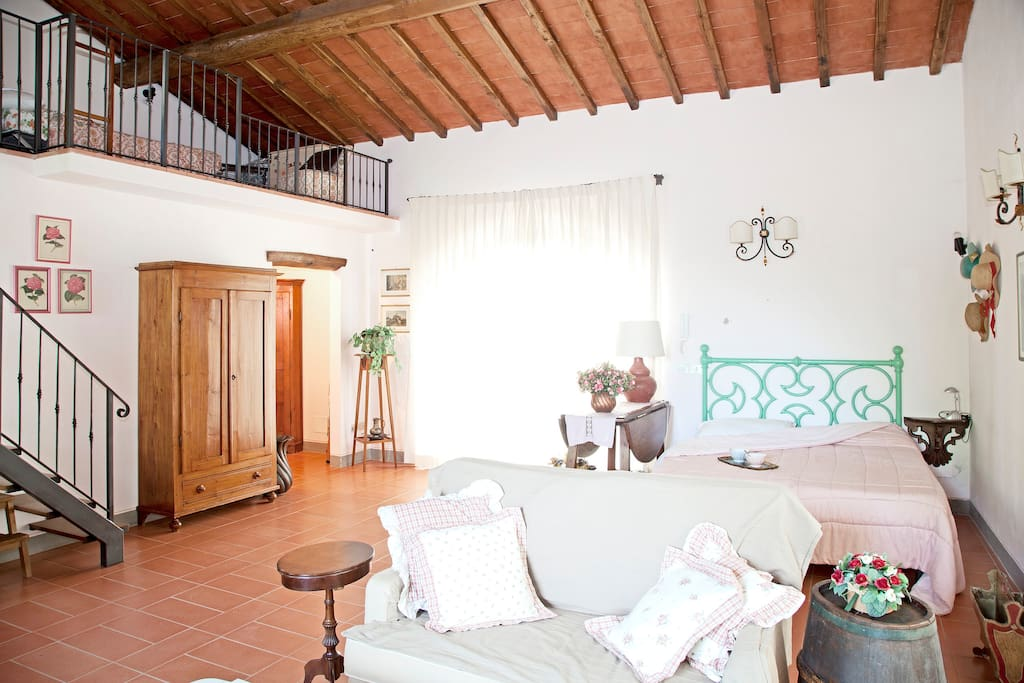 Cottage Fattucchia In Florence Houses For Rent In