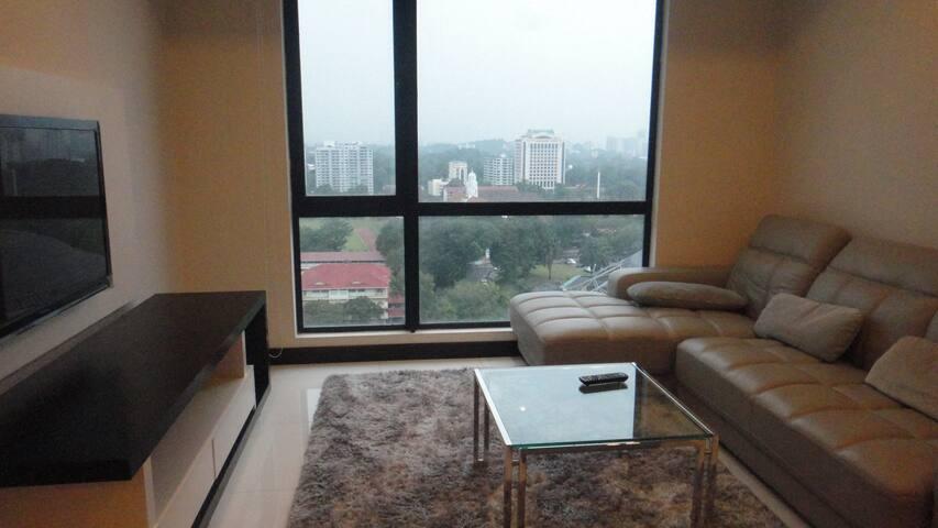 Casa Suites @ 2 Bedroom - Kuala Lumpur - Apartment