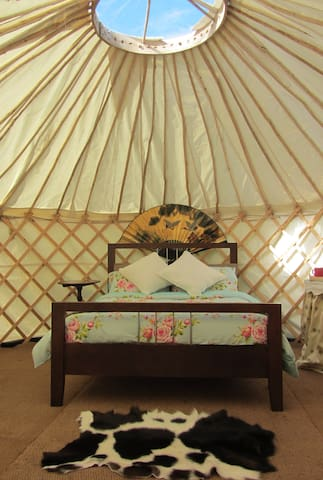 Greenland Glamping in West Sussex - Chichester
