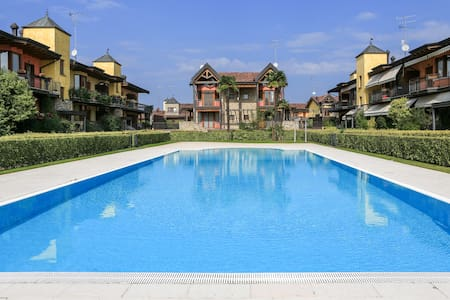 ❤️Country Glam☀NEAR Desenzano❀❤ - Lonato del Garda - Apartament