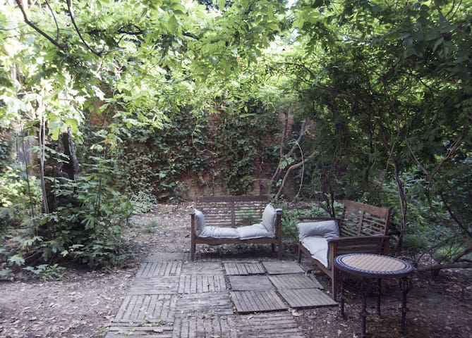 Porta Romana ☆ Cozy Loft with private garden