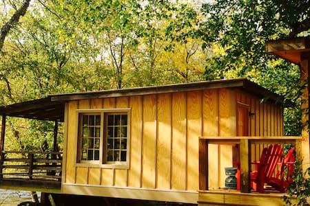 French Broad Driftwood Cabin - Alexander