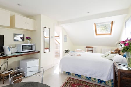 Comfy W.London studio 15mins to LHR - Londres