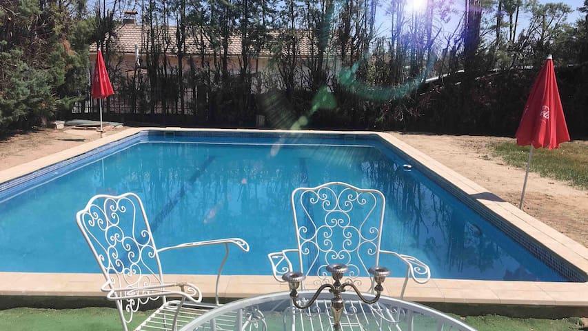 Desconecta y descansa aquí