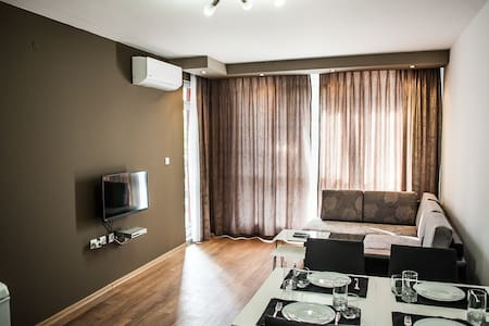 Charming and cosy 1BR apartment - Hisarya - Appartement