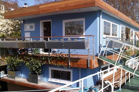 Houseboat Apartment - Londres