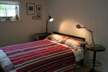 Cosy double bedroom and en suite - Hitchin - Inap sarapan
