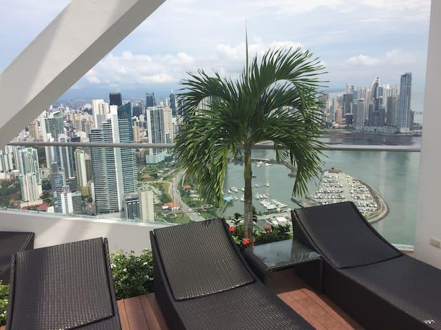 SPECTACULAR PENTHOUSE IN PANAMA - Panama - Apartment