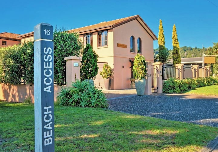 -'San Marco' Luxury Tuscan Beach House