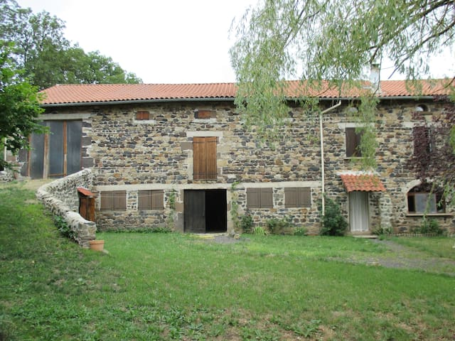 LA SOURCE - Saint-Privat-d'Allier - Haus