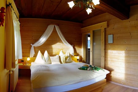 Doppelzimmer am Moarhof - Rafting Camp Palfau - Palfau - Bed & Breakfast