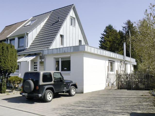 "Nice ""Junior Suite"" near beach FL - Flensburg - House"