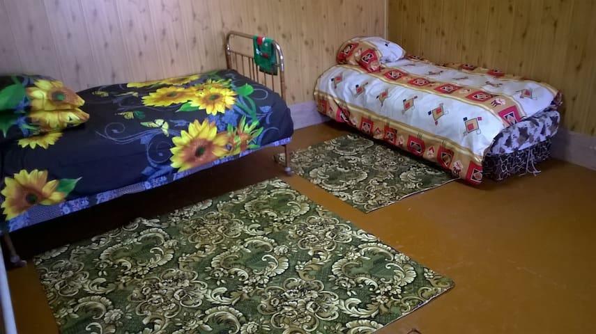 Квартира в старинном доме Купца - Kashin - Apartment