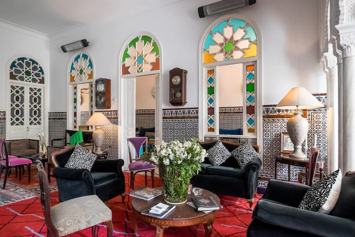 Entire Riad in the heart of Tangier