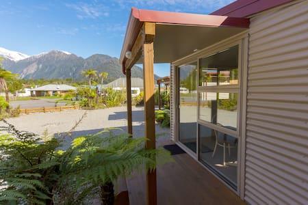 Studio Cottage in Franz Josef - Franz Josef Glacier - Cabaña