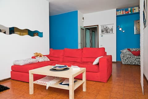 Apartment with wifi in South Viareggio