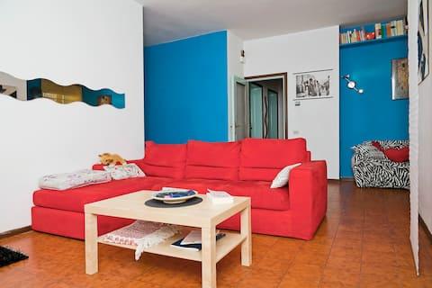 Квартира с Wi-Fi в South Viareggio