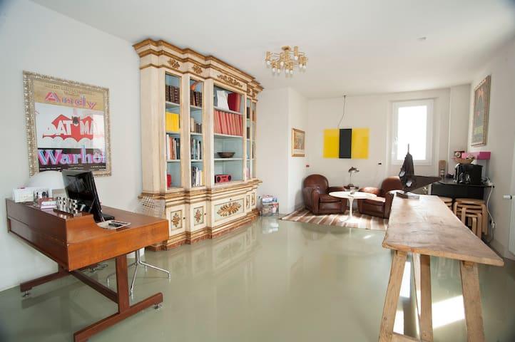 """""""CESARE MAGLI & FIGLI"""" design R&B"""
