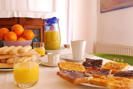 Amariglio B&B Ozieri (Sardegna) - Ozieri - Oda + Kahvaltı