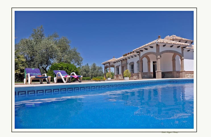 Best luxury villa in Ronda.  - Ronda - Willa