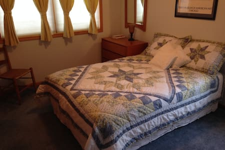 Cozy private room near Interlochen - Traverse City - Dom