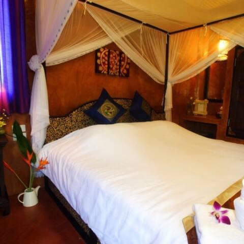Baan Lee La Wa Dee Chiang Rai - ตำบล บ้านดู่ - Bed & Breakfast