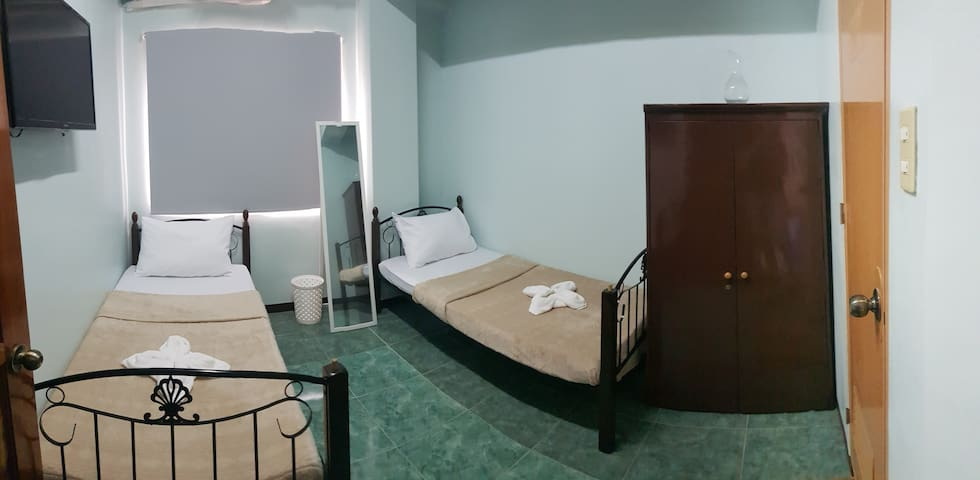 SNS1 Private Room with bathroom in Dumaguete City
