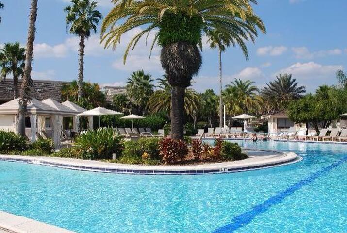 Florida Condo Golf & Tennis Resort