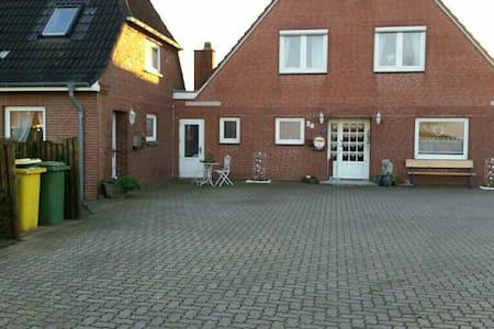 Gemütliche Wohnung 89 qm Nordsee - Nordstrand - Wohnung