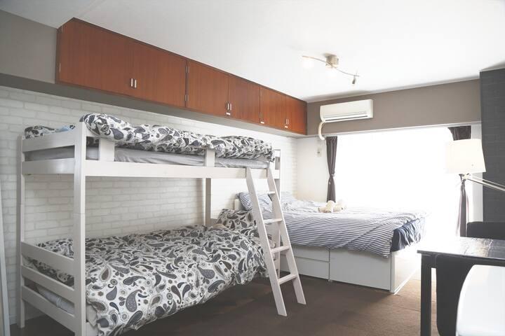 NEW!! Simple & Convenient Living in Ikebukuro - Toshima-ku - Appartement