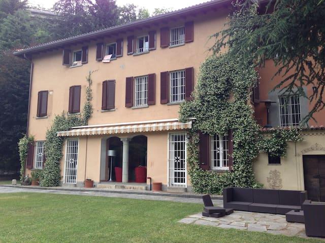 Como - Amazing 17th century Villa  - โคโม - วิลล่า