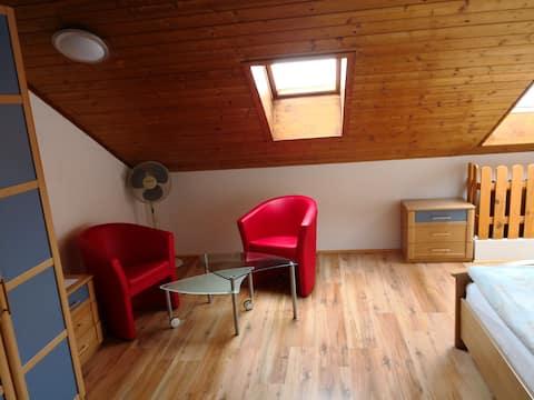 A small studio