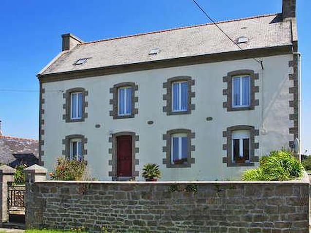 maison familiale dans le pays des Abers - Ploudalmézeau - Hus