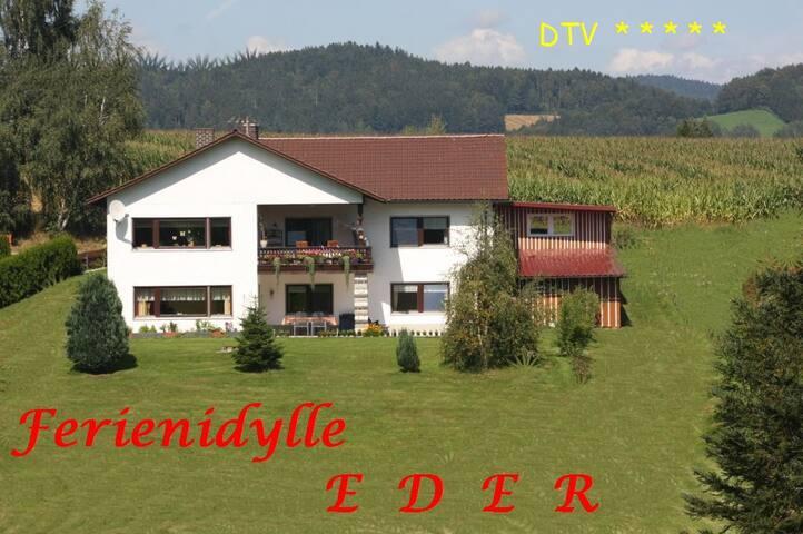 Ferienwohnung Eder Bayerischer Wald