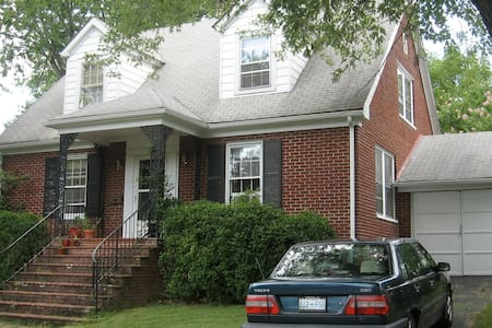 Lovely home close to W&L and VMI - Lexington - Ház