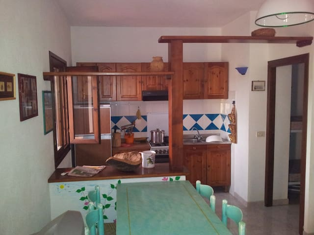 Appartamenti in Sardegna app.to 7 - Porto Pozzo - Byt