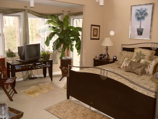 Executive Suite-Extended Stay Atlanta-Sandy Sprngs