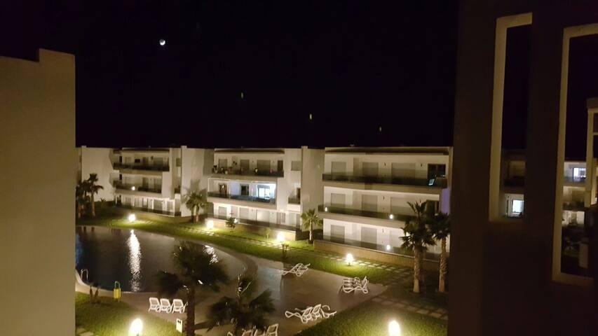 Un Joli Appartement à Blanca Beach Sidi Rahal - Sidi Rahal - Wohnung